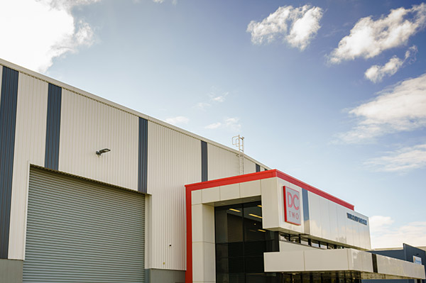 DC Two's headquarters based in Perth, Western Australia