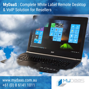 MyDaaS Complete White Label Remote Desktop