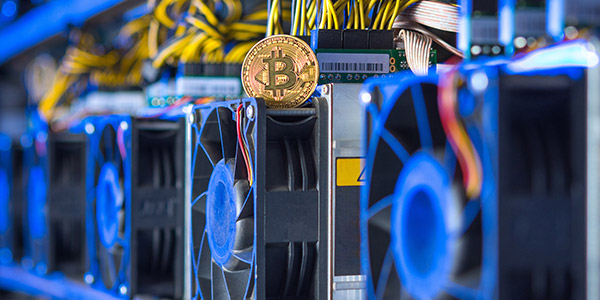 Miners are hosted in purpose built modular datacentres for ideal conditions