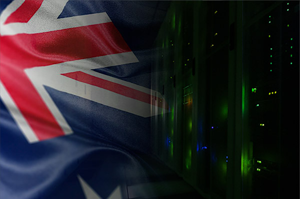 Store your business data in an Australian data centre