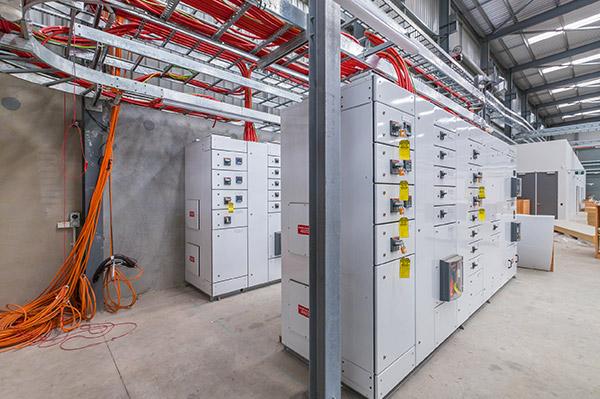 DC Two Bibra Lake switchboards