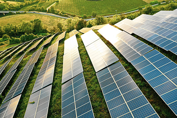 There has been a huge growth of solar renewable energy projects throughout Western Australia
