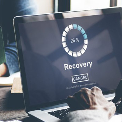 DC two easy disaster recovery solution